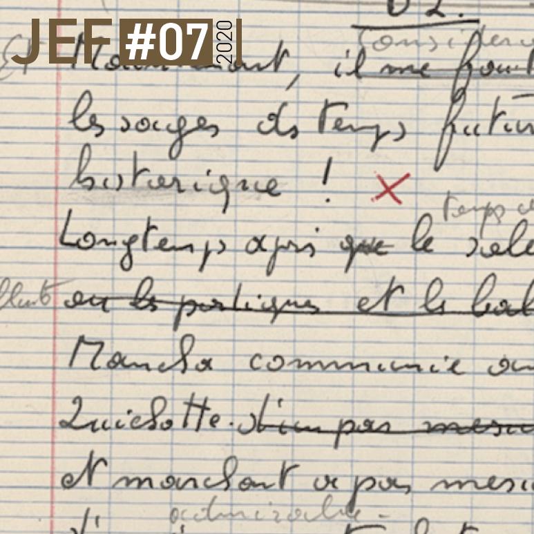 JEF – Newsletter Juillet 2020
