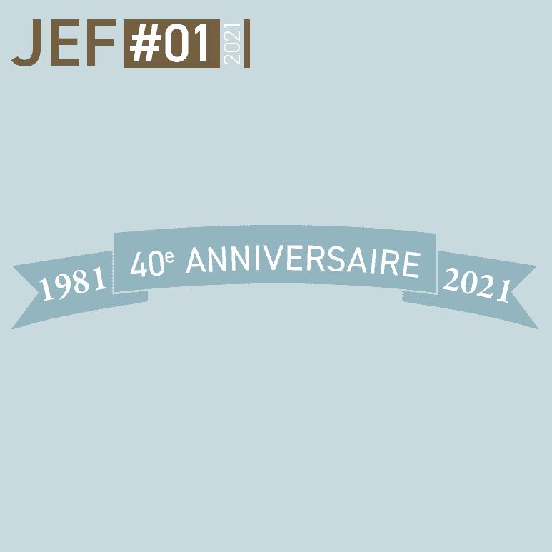 JEF – Newsletter Janvier 2021